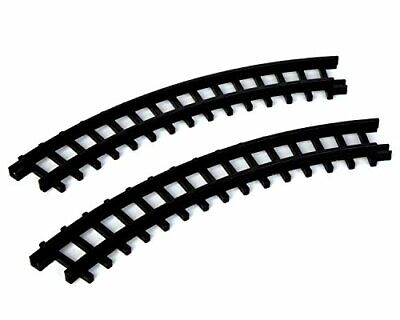 Lemax Village Collection 34686 Curved Track Set Of 2 New Christmas For Train