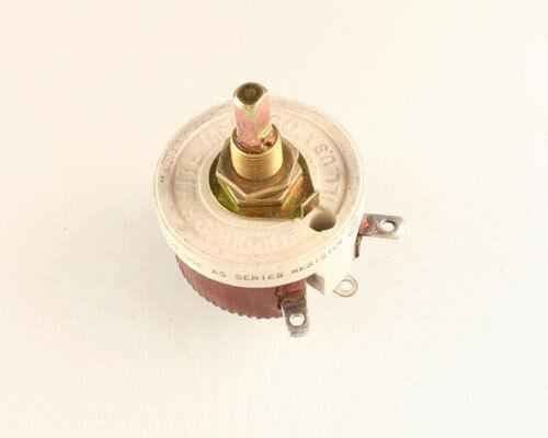 1x 20000 Ohm 25W Rheostat Wirewound Resistor Potentiometer 25 Watt 20000ohm Ohms