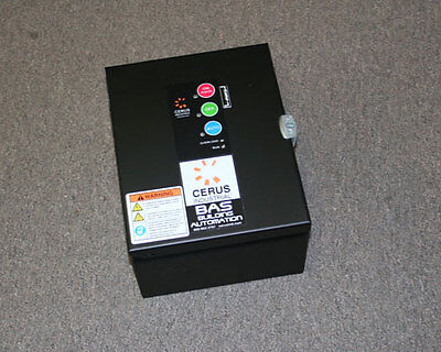 Cerus Bas12-9j-22 Building Automation Starter 230 460 Vac Dustwater Tight