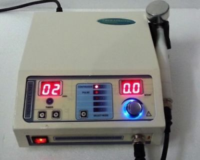 Ultrasound Physiotherapy Therapy Electrotherapy Electronic Stimulator Machine