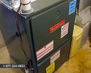 ENERGY STAR Furnaces & Air Conditioners - $1400+ in Rebates