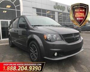 2017 Dodge Grand Caravan SXT| Low KM| Cloth| DVD| AUX