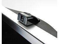 "55"" Samsung 4K ultra HD UE55F9000 series 9 3D Camera built in WiFi freeview"