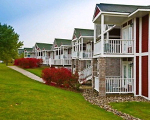 Deeded time share carriage hills resort at Horshoe Valley