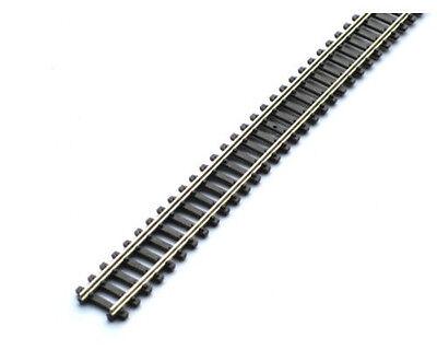 10 x GT Flexgleis Spur N 1:160 720 mm lang braune Schwellen komp. Roco Minitrix