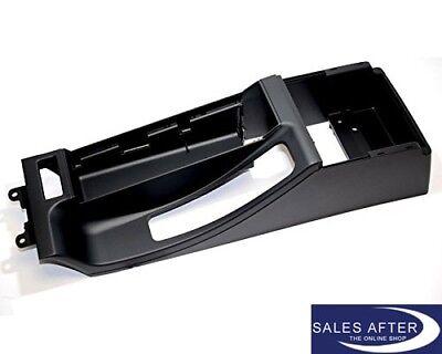Original BMW E46 Mittelkonsole für Mittelarmlehne Konsole schwarz Center Console