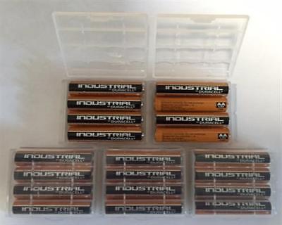 20x Hochleistungs Batterien DURACELL MN1500 Typ Mignon AA, LR6 UM3 1,5 V + BOXEN