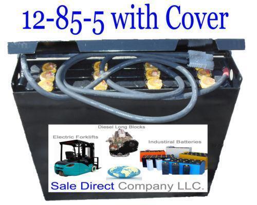 24 volt forklift battery charger ebay. Black Bedroom Furniture Sets. Home Design Ideas