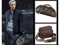 DUNHILL BAG Canvas Holdall Bag