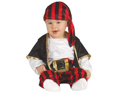 Toddler costume Pirat Verkleidung (Piraten-kostüm Baby)