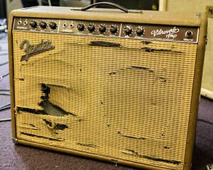 Dead Fender/Marshall Amps