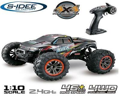s-idee® 18173 S9125 RC Monstertruck 1:10 mit 2,4 GHz 50 km/h