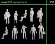 1:20 Scale Figures