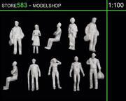 1:20 Scale Figures