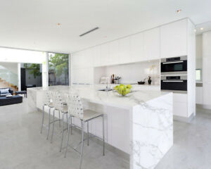 QUARTZ COUNTER TOPS - Kitchen Counter tops - Restaurant Tables