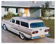 1958 Ford Station Wagon