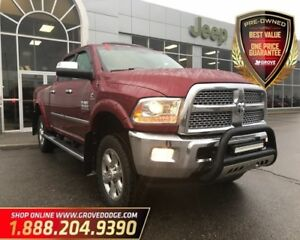 2013 Ram 3500 Laramie| 4X4| Leather| Sunroof| Trailer Ready