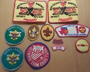 Vintage Boy Scout Patches