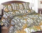 Queen Camo Bedding Set