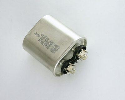 2x 6uF 370Vac Motor Run Capacitor 370V AC 6mfd 370 Votls Pump Unit