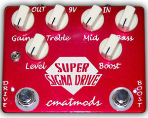CMATMODS Effects Pedals