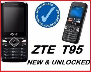 NEW 3G ZTE T95 UNLOCKED CAMERA PHONE  O484 189 733 $65 Castle Hill The Hills District Preview