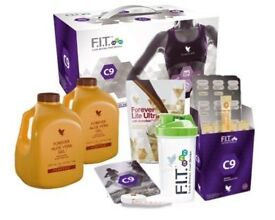 C9 Fitness Cleanse - Forever Living Chocolate