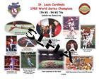 St Louis Cardinals 1982 World Series