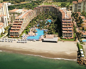 Velas Vallarta All Suites Resort studio and one bedroom suites