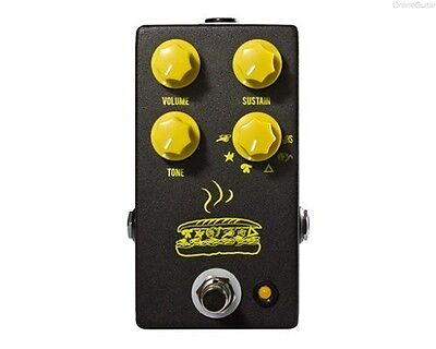 USED JHS PEDALS MUFFULETTA FUZZ GUITAR EFFECTS PEDAL w/ FREE US SHIPPING