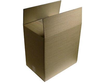 5 Postal Storage Cardboard Boxes 18 x 12 x 18