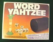 Word Yahtzee