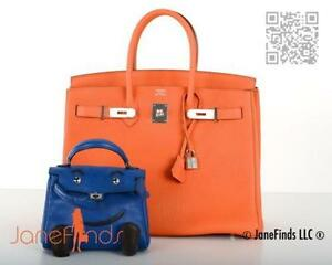 Hermes Birkin Bag 35cm