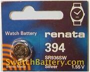 Watch Battery 394