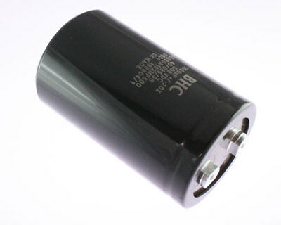 1x 1000uf 500v Large Can Electrolytic Capacitor Dc 500vdc 1000mfd 1000 Uf Volts