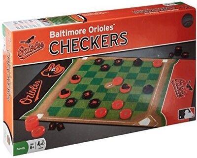 MasterPieces Baltimore Orioles Checkers