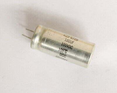 Yageo SK100M0220B5S-1325 5x Electrolytic Capacitor 220uF 20/% 100V 85° 2000h