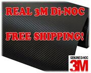 3M Carbon Fiber Sticker