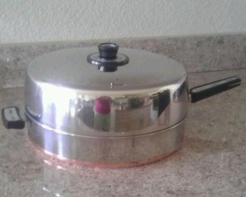 Vintage Copper Cookware Ebay