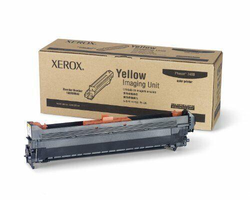 XEROX 108R00649 Imaging Unit Yellow Genuine