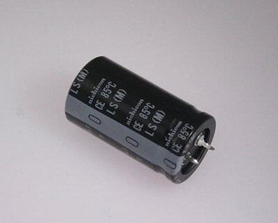 7x 12000uf 35v Snap In Mount Electrolytic Capacitor 12000mfd 35vdc 35 Volts 85c