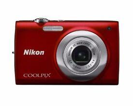 Nikon Coolpix S2550