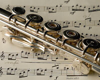 Flute Lessons - ARCT Diploma, U of T BMus - All Levels Welcome
