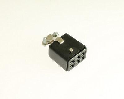 2pcs Beau Cinch S306cct Jones 6 Pin Socket Connector Cable Clamp Top