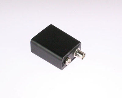 Pomona 1645 Adapter With Banana Plug Attached To Bnc Connector