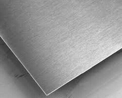 Aluminium Sheet 2024 20 X 60 X .025 S1