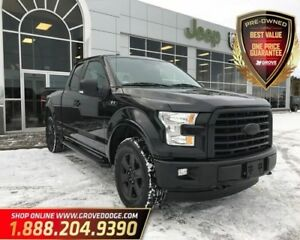 2015 Ford F-150 XLT| Cloth| Remote Start| Bluetooth| 4X4