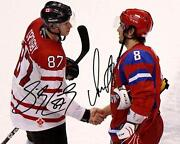 Ovechkin Signed Photos