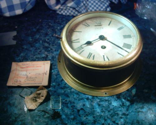 Smiths Ships Clock Ebay