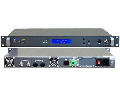 CATV RF Optical Receiver 1310-1550 nm 45-862/1003 MHz  RF OVER FIBER